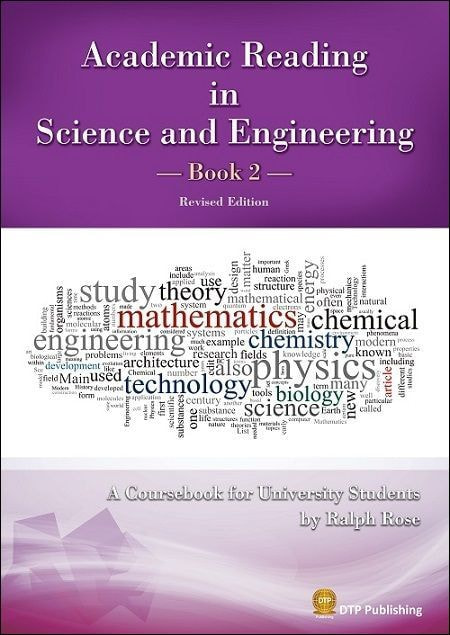 Academic Reading in Science and Engineering-Book2-表紙