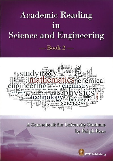 Academic Reading in Science and Engineering Book 2表紙